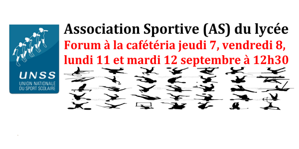 Association Sportive (AS) du lycée